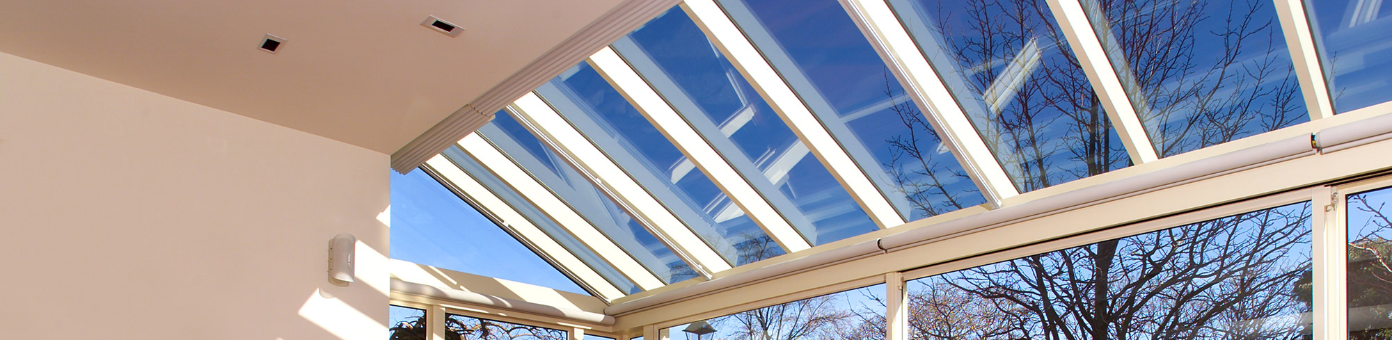 Slider skylights